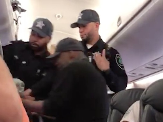 The man dragged off a United flight allegedly needs reconstructive surgery for the injuries he suffered (UAL)
