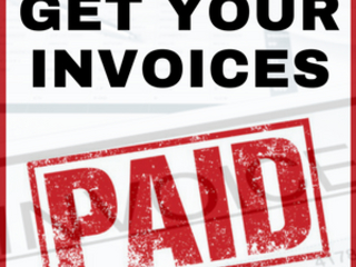 The way to get paid – 12-Step Action Plan to stop customers from paying you late
