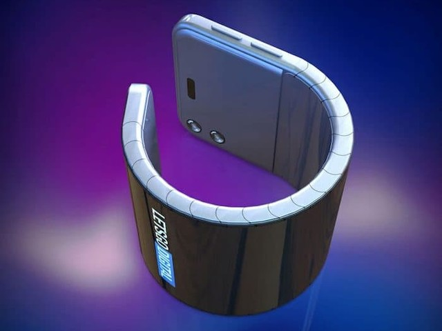 Samsung bendable smartphone in the works