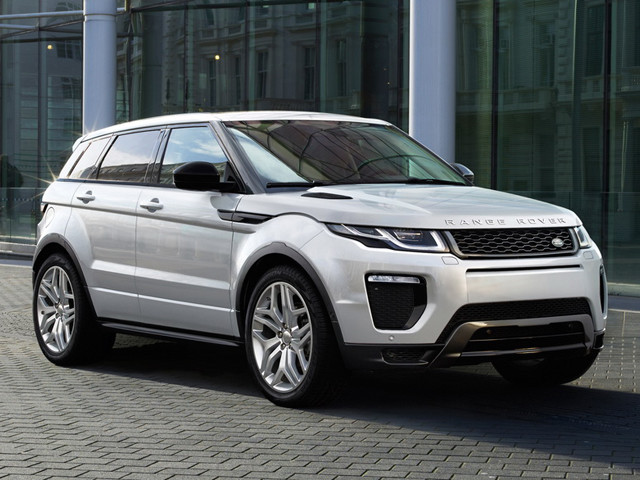 Range Rover Evoque PHEV coming with new three-pot engine