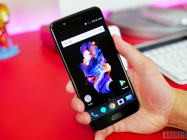 OnePlus 5 is the company's fastest-selling smartphone