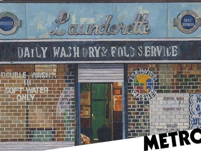 Rediscovered illustrations capture London's East End over three decades