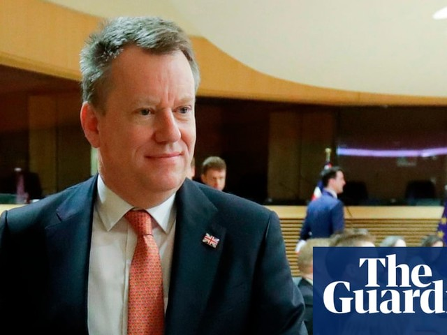 Boris Johnson's pick for national security post attacked as too political