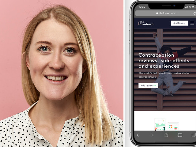 Woman who suffered from hormonal mood swings on The Pill launches website inviting women to review their contraception methods