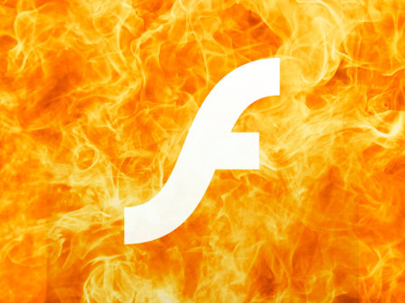 Update Flash (and Adobe Acrobat) now!