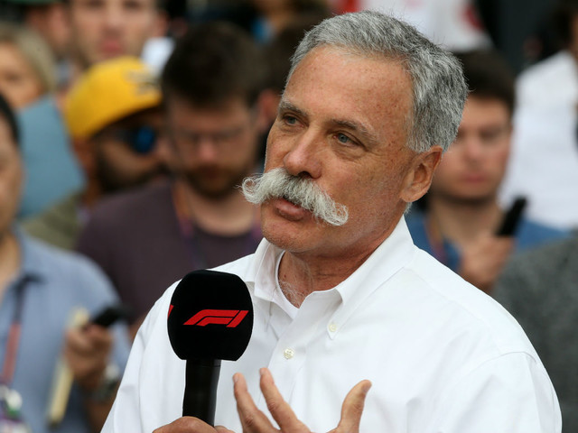 '15 to 18 races': F1 chief Chase Carey is hopeful of a revised calendar in 2020