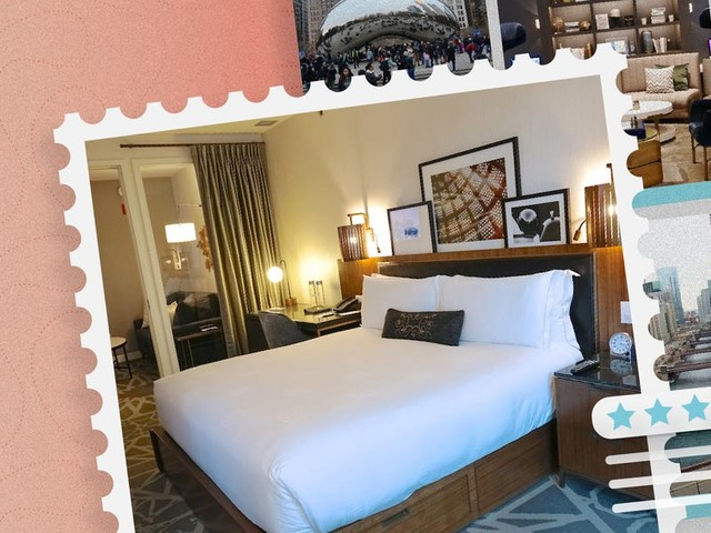 Hilton's LondonHouse Chicago has quickly emerged as a top booking for affordable prices, a central location, well-appointed rooms, and great views