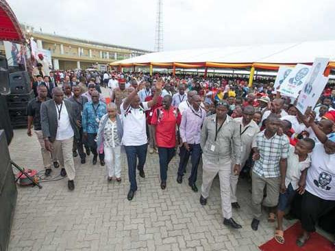 Kenya: President Launches Madaraka Express