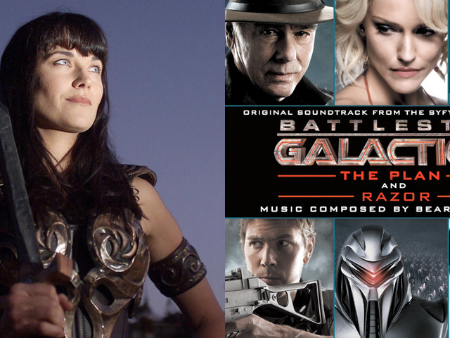 Syfy To Air Marathons of 'Xena: Warrior Princess' & 'Battlestar Galactica'