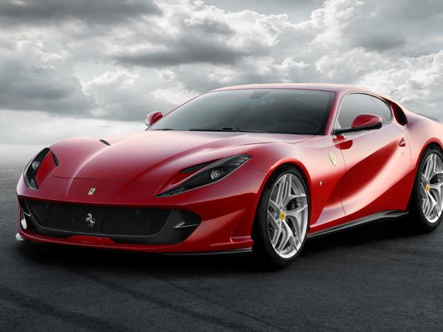 Ferrari 812 Superfast: Critics hail 'ridiculous' new GT