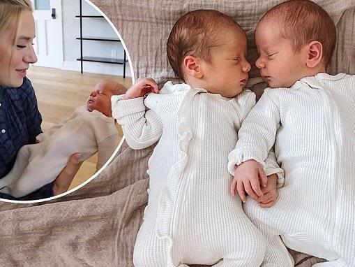 Bachelor Nation's Lauren Burnham Luyendyk reveals that her newborn daughter's name is Senna James