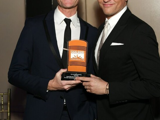 David Burtka and Neil Patrick Harris Honored at Food Bank For New York City Can Do Awards