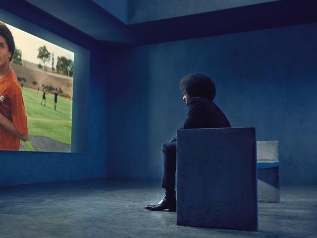Colin in Black & White Clip Reveals Colin Kaepernick's Emotional Childhood Journey