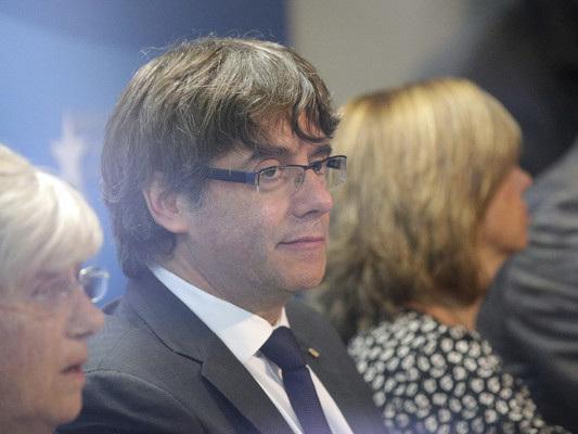Catalan leader could stay in Belgium for three months despite Spain demanding arrest