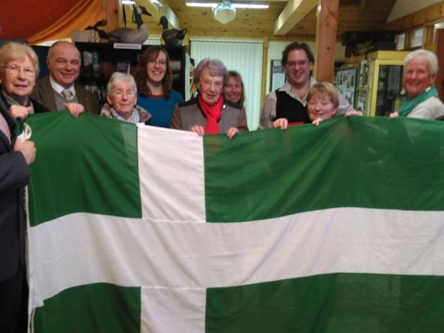 Isle of Barra's flag officially recognised