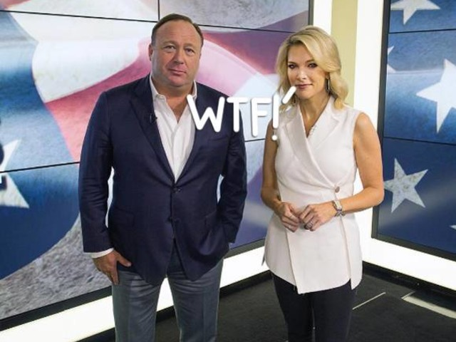 InfoWars' Alex Jones Leaks Pre-Interview With Megyn Kelly While Vowing To Release Their FULL Sit-Down!