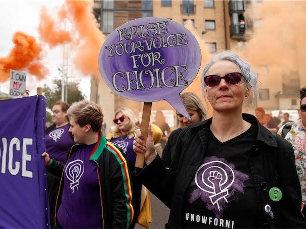 Westminster Orders Northern Ireland's Leaders To Set Up Abortion Services Immediately
