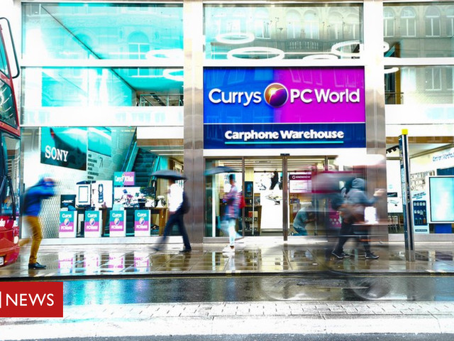Dixons Carphone boss leaves for Boots