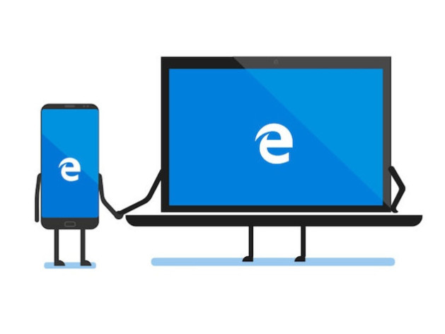 Microsoft Edge browser tops 5 million downloads in the Google Play Store