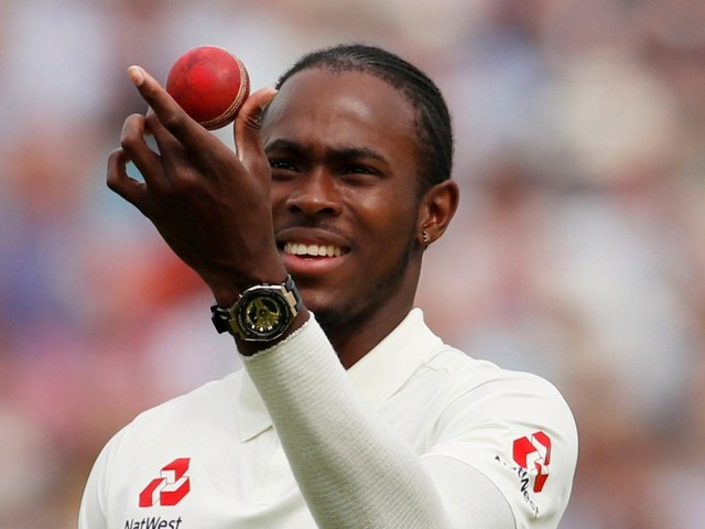 The Ashes: Jofra Archer can be England's star player in Tests too… he will love tearing into the Aussies at Lord's, says Jos Buttler
