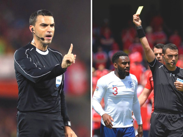 Who is Poland vs Slovakia referee Ovidiu Hategan? Qualified doctor and Euro 2020 ref who was once investigated by Uefa