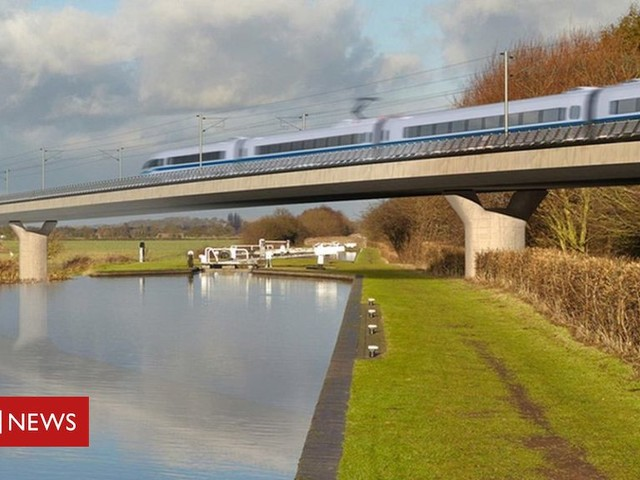 Grant Shapps: Government 'not involved' in China-HS2 talks