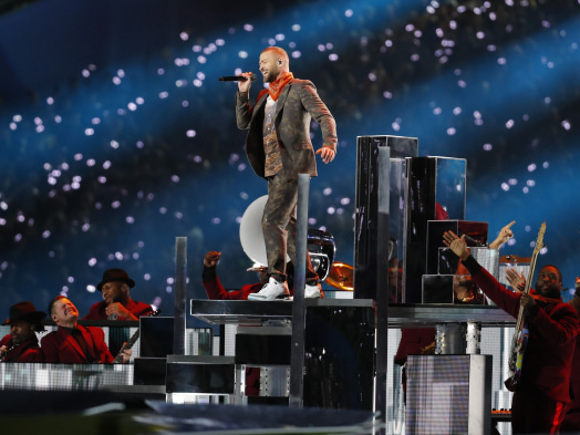 After Super Bowl Set, Justin Timberlake Extends 'Man of the Woods' Tour Into 2019