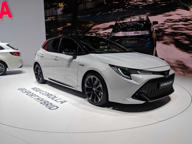 New Toyota Corolla is hybrid-only from 2020