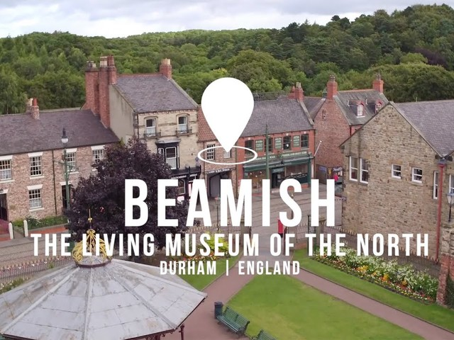 BEAMISH MUSEUM, DURHAM: The 'Living Museum of the North' is amazing! - YouTube