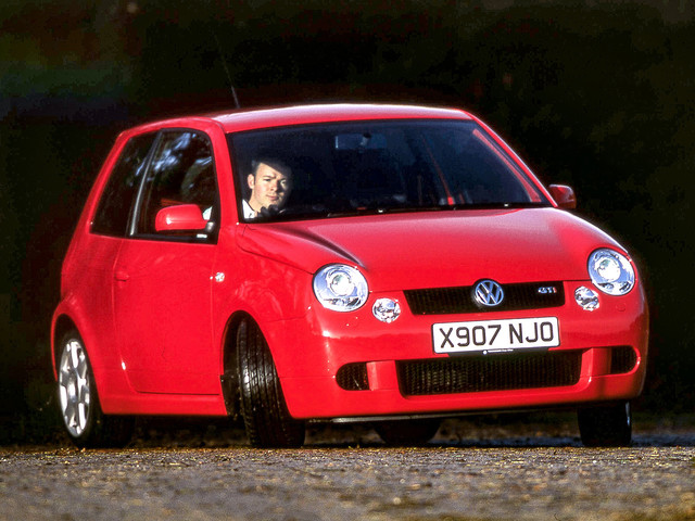 Used buying guide: Volkswagen Lupo GTI