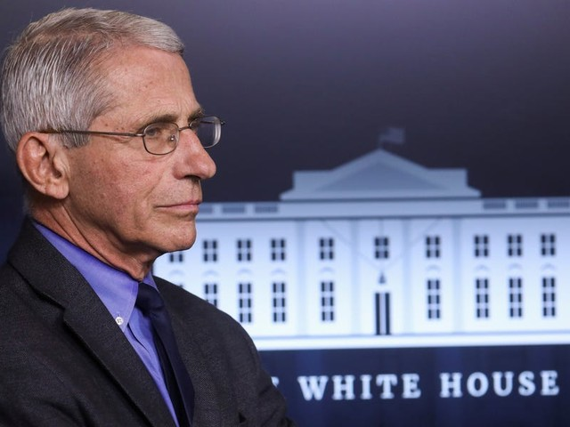 Dr. Fauci throws cold water on conspiracy theory that coronavirus escaped a Chinese lab