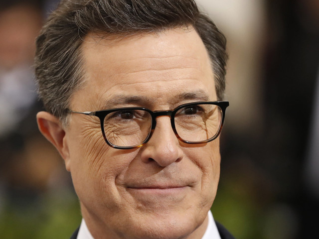 Stephen Colbert Announces Possible Run For U.S. Presidency On Russian TV