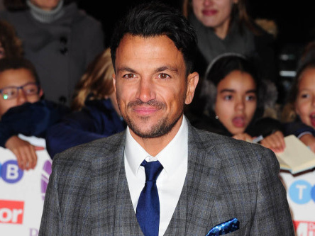 Peter Andre narrowly escaped terrifying accident as a child