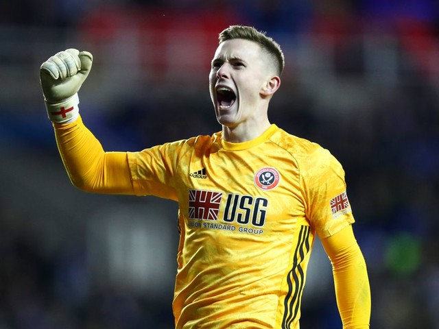 Solskjaer told to send Henderson back to Sheffield United on loan