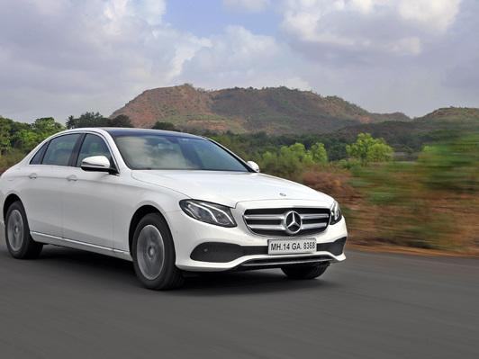 Review: 2017 Mercedes-Benz E 220d review, test drive