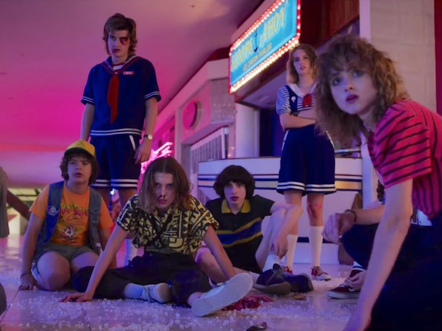 The first full 'Stranger Things 3' trailer is finally here and it teases a new monster and summer thrills