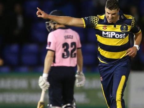 T20 Blast: Glamorgan look forward to Foxes tie in last eight