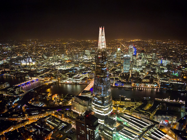 Treat Your Loved One To London's Twinkliest Date Night This Winter