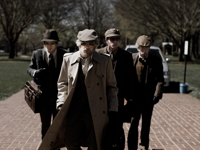'American Animals' Review: Stylish Heist Film Blurs the Line between Fact and Fiction | Sundance 2018