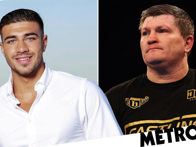 Tommy Fury explains Ricky Hatton's role in his Love Island stint: 'I didn't know what it was'