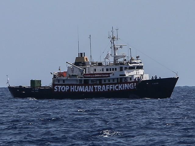 Defend Europe's C-Star Denied Entry To Malta