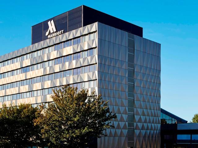 4-Star Hotel in Portsmouth | Portsmouth Marriott Hotel