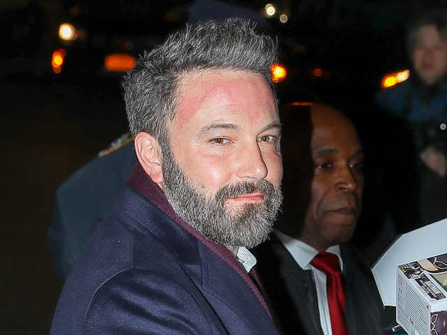 Ben Affleck Is Embracing His Gray Hair - See His Salt & Pepper Look!