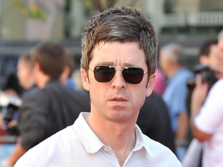 Noel Gallagher performed with Sir Paul McCartney at birthday bash