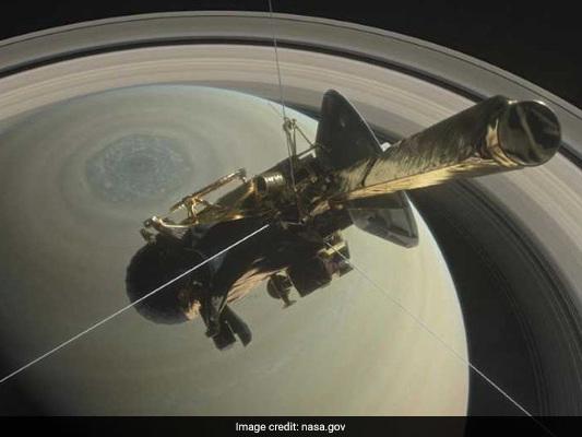 Goodbye Cassini, NASA Bids Farewell To Billion Dollar Saturn Spacecraft