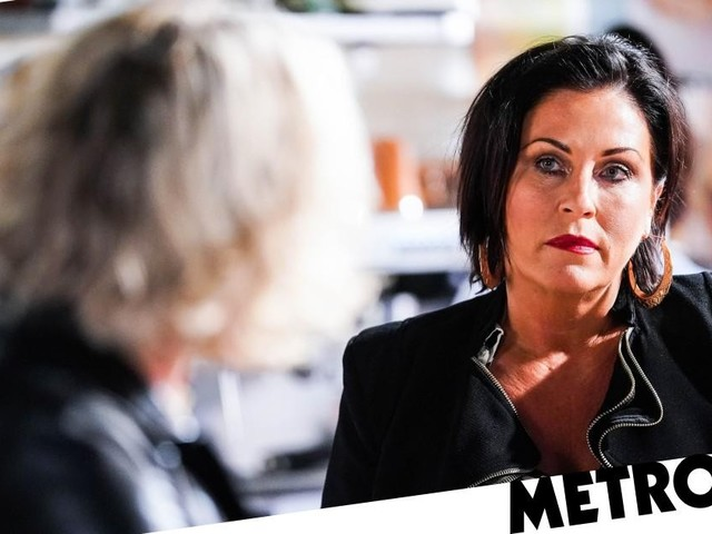 EastEnders fans amazed as Jessie Wallace reveals her age