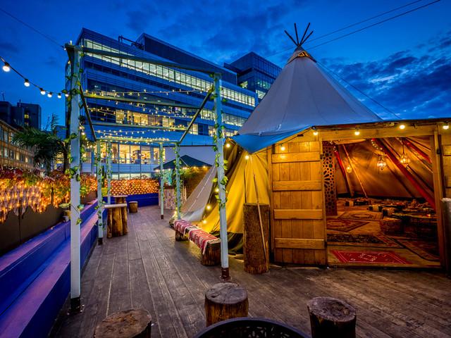 London's Best Winter Rooftop Bars