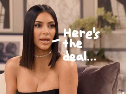 Kim Kardashian Recalls The Moment She & Kanye West Became More Than Friends! WATCH!