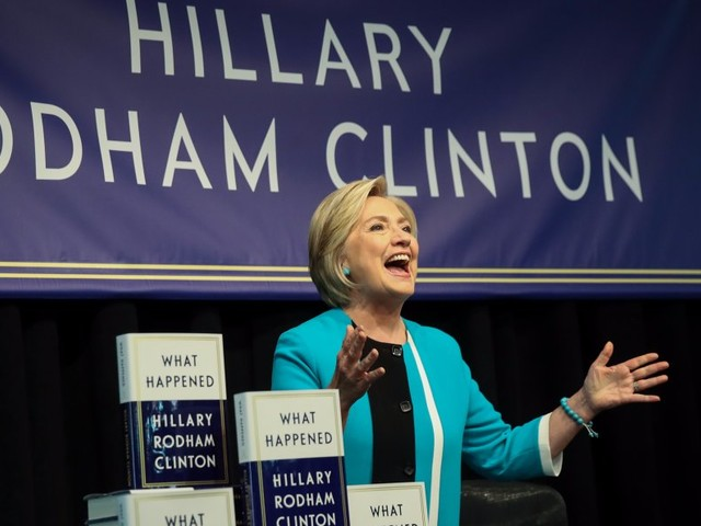 Hillary Clinton disputes one of the most common critiques of her campaign in her new book