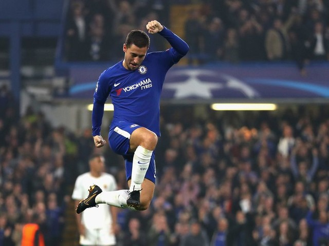 Chelsea 3-3 AS Roma, Player Ratings: Eden Hazard can't quite win it by himself
